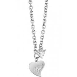 Купить Guess Женские Ожерелье Love UBN71539 Сердце
