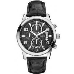 Купить Guess Мужские Часы Exec W0076G1 Хронограф
