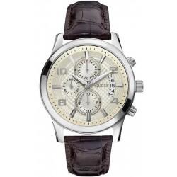 Купить Guess Мужские Часы Exec W0076G2 Хронограф