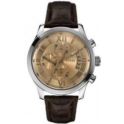 Купить Guess Мужские Часы Capitol W0192G1 Хронограф