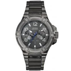 Купить Guess Мужские Часы Rigor W0218G1 Многофункциональный
