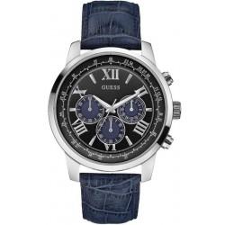 Купить Guess Мужские Часы Horizon W0380G3 Хронограф
