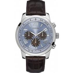 Купить Guess Мужские Часы Horizon W0380G6 Хронограф