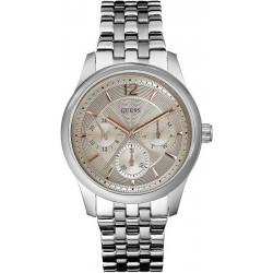 Купить Guess Мужские Часы Asset W0474G2 Многофункциональный