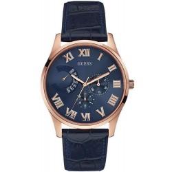 Купить Guess Мужские Часы Venture W0608G2 Многофункциональный