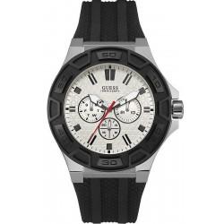 Купить Guess Мужские Часы Force W0674G3 Многофункциональный