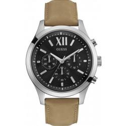 Купить Guess Мужские Часы Elevation W0789G1 Хронограф