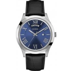 Купить Guess Мужские Часы Metropolitan W0792G1