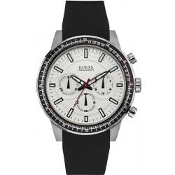 Купить Guess Мужские Часы Fuel W0802G1 Хронограф