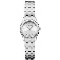 Купить Hamilton Женские Часы Jazzmaster Lady Quartz H32261115