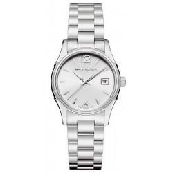 Купить Hamilton Женские Часы Jazzmaster Lady Quartz H32351115