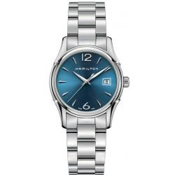 Купить Hamilton Женские Часы Jazzmaster Lady Quartz H32351145