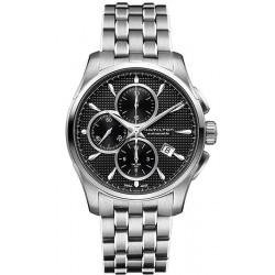 Купить Hamilton Мужские Часы Jazzmaster Auto Chrono H32596131