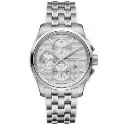 Купить Hamilton Мужские Часы Jazzmaster Auto Chrono H32596151