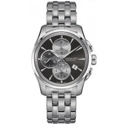 Купить Hamilton Мужские Часы Jazzmaster Auto Chrono H32596181
