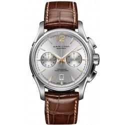 Купить Hamilton Мужские Часы Jazzmaster Auto Chrono H32606555