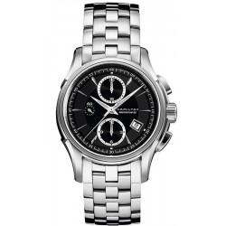 Купить Hamilton Мужские Часы Jazzmaster Auto Chrono H32616133