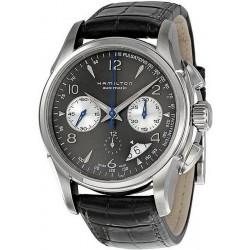 Купить Hamilton Мужские Часы Jazzmaster Auto Chrono H32656785