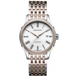 Купить Hamilton Мужские Часы American Classic Valiant Auto H39525214