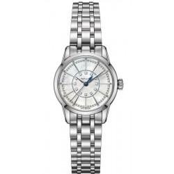 Купить Hamilton Женские Часы Railroad Lady Quartz H40311191 Бриллианты