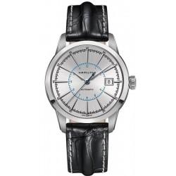 Купить Hamilton Мужские Часы American Classic Railroad Auto H40555781