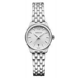 Купить Hamilton Женские Часы Jazzmaster Lady Quartz H42211155
