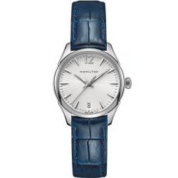 Купить Hamilton Женские Часы Jazzmaster Lady Quartz H42211655