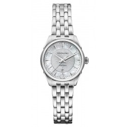 Купить Hamilton Женские Часы Jazzmaster Lady Auto H42215111 Бриллианты