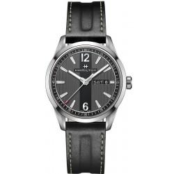Купить Hamilton Мужские Часы Broadway Day Date Quartz H43311735