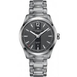 Купить Hamilton Мужские Часы Broadway Day Date Auto H43515135