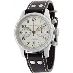 Hamilton Мужские Часы Khaki Field Conservation Auto Chrono H60416553