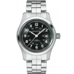 Hamilton Мужские Часы Khaki Field Auto 42MM H70515137