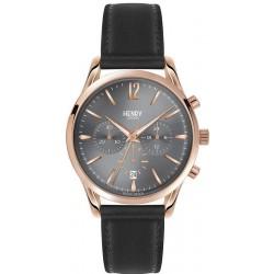 Купить Henry London Унисекс Часы Finchley HL39-CS-0122 Кварцевый Хронограф
