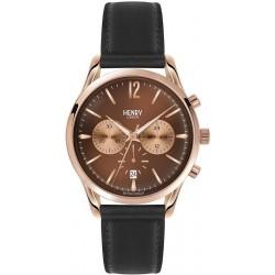 Henry London Мужские Часы Harrow HL39-CS-0054 Кварцевый Хронограф