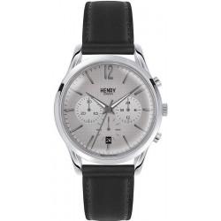 Купить Henry London Унисекс Часы Piccadilly HL39-CS-0077 Кварцевый Хронограф