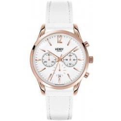 Купить Henry London Женские Часы Pimlico HL39-CS-0126 Кварцевый Хронограф