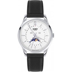 Купить Henry London Унисекс Часы Edgware HL39-LS-0083 Moonphase Quartz