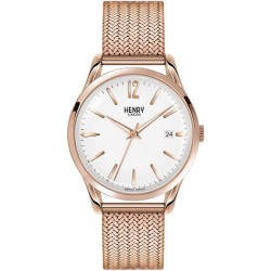 Купить Henry London Унисекс Часы Richmond HL39-M-0026 Quartz