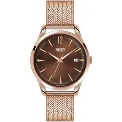 Купить Henry London Унисекс Часы Harrow HL39-M-0050 Quartz