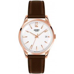 Купить Henry London Унисекс Часы Richmond HL39-S-0028 Quartz
