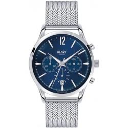 Купить Henry London Мужские Часы Knightsbridge HL41-CM-0037 Кварцевый Хронограф