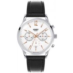 Henry London Мужские Часы Highgate HL41-CS-0011 Кварцевый Хронограф