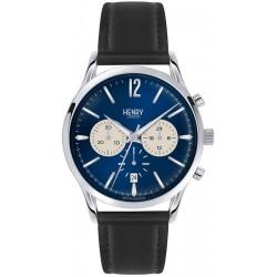Henry London Мужские Часы Knightsbridge HL41-CS-0039 Кварцевый Хронограф