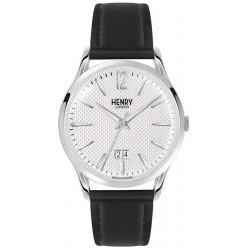Купить Henry London Мужские Часы Edgware HL41-JS-0021 Quartz