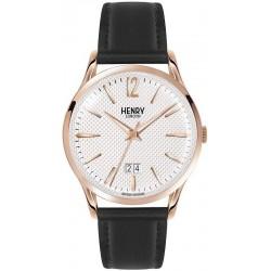 Купить Henry London Мужские Часы Richmond HL41-JS-0038 Quartz