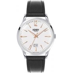 Купить Henry London Мужские Часы Highgate HL41-JS-0067 Quartz