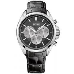 Купить Hugo Boss Мужские Часы 1512879 Кварцевый Хронограф