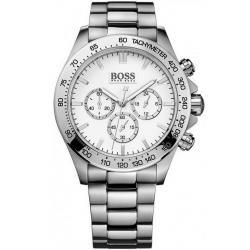 Купить Hugo Boss Мужские Часы 1512962 Кварцевый Хронограф