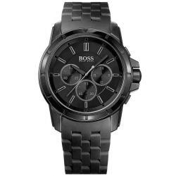 Купить Hugo Boss Мужские Часы 1513031 Кварцевый Хронограф