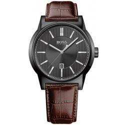 Купить Hugo Boss Мужские Часы Architecture 1513071 Quartz